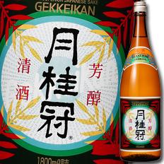 【送料無料】京都府・月桂冠 上撰1.8L瓶×1ケース(全6本)