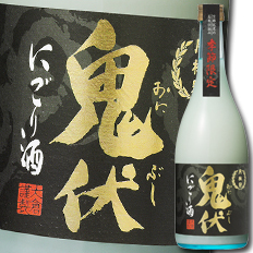 【送料無料】京都府・月桂冠 鬼伏715ml瓶×1ケース(全12本)