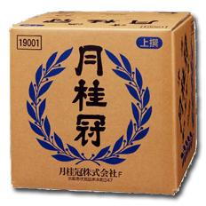 京都府・月桂冠 上撰18L BIB×1本