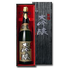 【送料無料】京都・黄桜 黄桜 大吟醸(化粧箱入)1.8L瓶×1ケース(全6本)