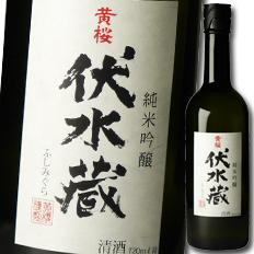 【送料無料】京都・黄桜 黄桜 伏水蔵 純米吟醸720ml瓶×2ケース(全12本)