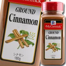 ユウキ食品 MCシナモン180g×1ケース(全6本)
