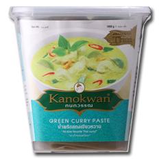 【送料無料】ユウキ食品 カノワン グリーンカレーペースト1kg×1ケース(全12本)