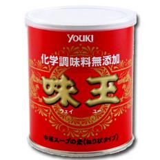 【送料無料】ユウキ食品 化学調味料無添加味玉850g×2ケース(全24本)