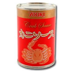 【送料無料】ユウキ食品 業務用カニソース450g×1ケース(全12本)