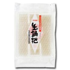 【送料無料】ユウキ食品 生コーパー(もち米のおこげ)500g×2ケース(全40本)