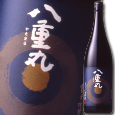 【送料無料】サントリー 本格麦焼酎 八重丸1.8L瓶×1ケース(全6本)