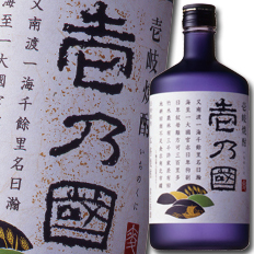 【送料無料】壱岐の華 壱岐焼酎 壱乃國720ml瓶×1ケース(全12本)