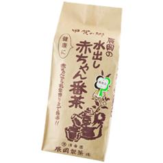 【送料無料】辰岡製茶 甲賀の郷 辰岡の水出し赤ちゃん番茶400g×5袋