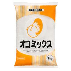 【送料無料】オタフクソース オタフク オコミックス ポリ袋1kg×2ケース(全20本)