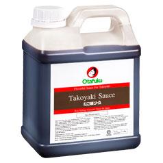 【送料無料】オタフクソース オタフク ハラールたこ焼ソース ポリ容器2.3kg×2ケース(全12本)