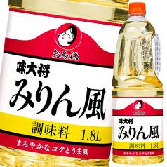 【送料無料】オタフクソース お多福 味大将みりん風調味料 ハンディボトル1.8L×2ケース(全12本)