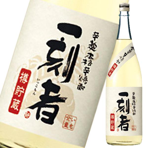 【送料無料】宝酒造 全量芋焼酎 一刻者 樽貯蔵25%1.8L瓶×2ケース(全12本)