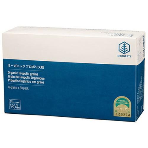 オーガニックプロポリス粒27g(6粒×30包)