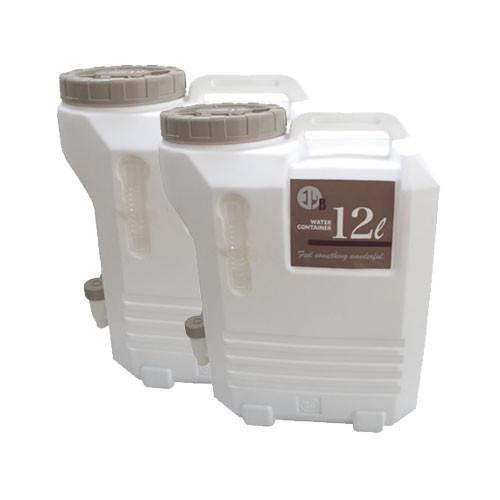 水道水を安全で美味しく まろやかに変化させるエンバランス活性水タンク 大好評です 激安 激安特価 送料無料 エンバランス特典 水タンク12L竹炭付 ×2個セット エンバランス