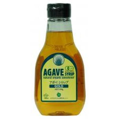 ブルーアガベを原料とした 100%天然甘味料です 有機アガベ 推奨 330g アルマテラ シロップゴールド 授与