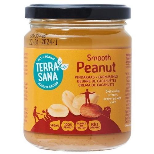 ピーナッツそのもののほのかな甘みと香ばし さが広がる濃厚な味 オーガニックピーナッツバター 贈答品 むそう スムース 格安激安 250g