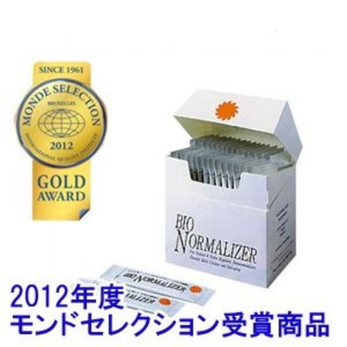 バイオノーマライザー(30袋)4箱セット【三旺インターナショナル】+次回使える500円クーポン付+レビューで200円クーポン(お一人様1回限り)