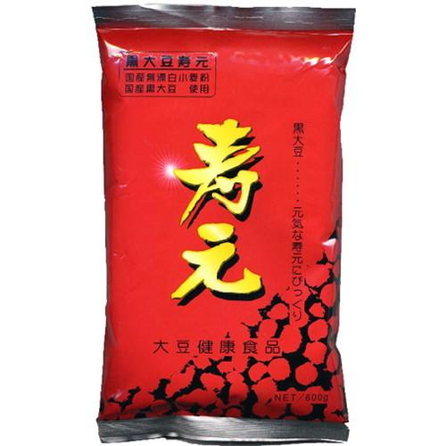 黒大豆寿元徳用(600g)※代引き・キャンセル・同梱不可