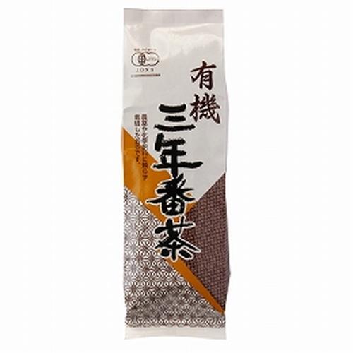 無添加で本来のおいしさが味わえる 安心安全な創健社の商品です 高価値 超激安特価 有機三年番茶 播磨園 180g