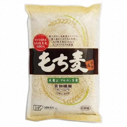 希少な国内産のもち性大麦を食べやすい米粒麦タイプにしました 超激得SALE 食物繊維たっぷり 注目の大麦βーグルカン含有 国産 大幅にプライスダウン もち麦 大麦βーグルカン含有 創健社 630g 米粒麦