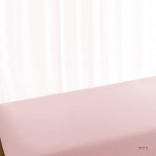 【竹布特典】TAKEFU 天竺フラットシーツ サクラ 150×260cm(シングル) 【ナファ生活研究所】