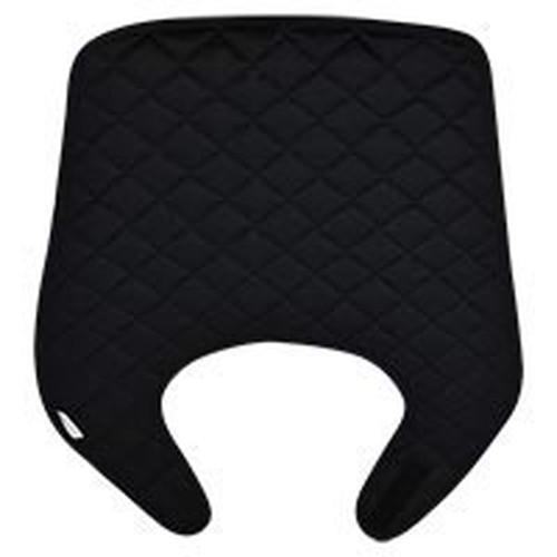 肩パッド ロング ブラック (0101292) 【アルファウェーブ】