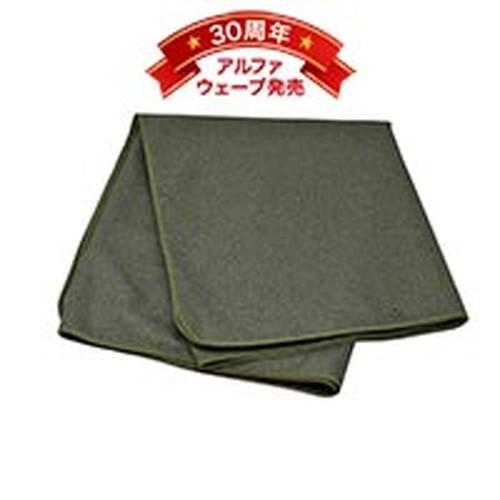 ストール カーキ/シナモン(0101296)【アルファウェーブ】