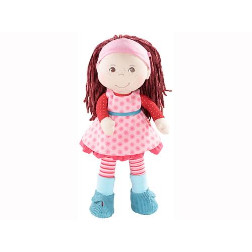 ソフト人形・クララ (HA3944) 【ハバ/HABA】 【1歳頃から】