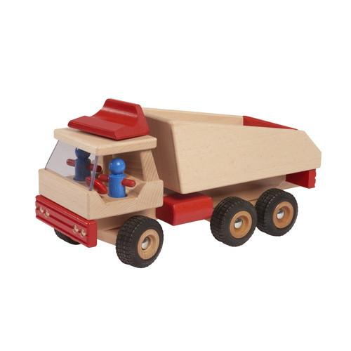 ヴァルター・トラック(NC66511)【ニック/NIC SPIELZUEG】【4歳頃から】