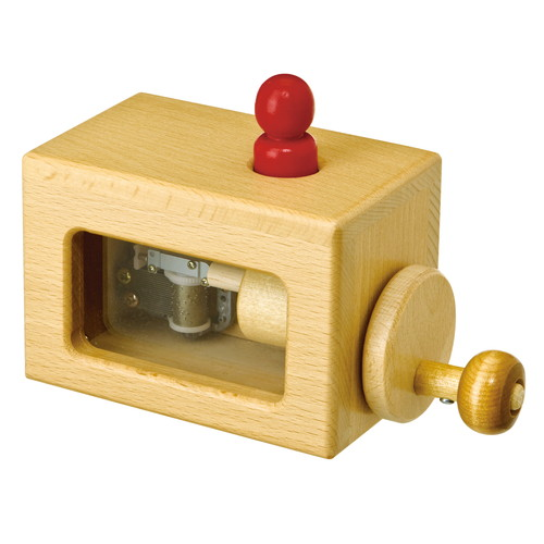 動きが見えるミュージックボックス(TGSC2)【TAG社/THINK&GROW】【5歳頃から】
