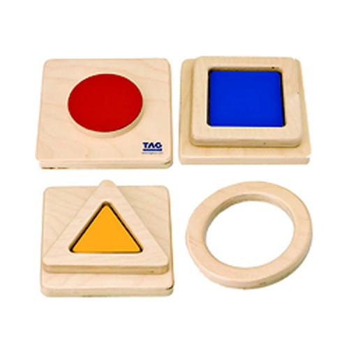 色の形の触覚板(ES-10)【TAGTOYS(タグトイ)】