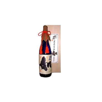 【お取り寄せとなります】常きげん 山廃大吟醸古酒「如(ごとし)」1800ml(木箱入)【楽ギフ_包装選択】【楽ギフ_のし】