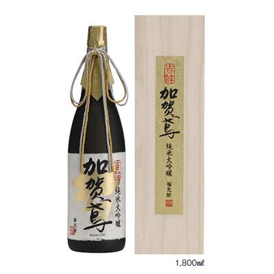 吉祥 加賀鳶 純米大吟醸1800ml(化粧箱入)