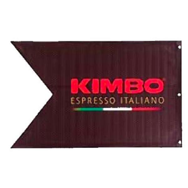 キンボ/KIMBO ロゴ入り バナー1枚※宅配便でのお届けとなります