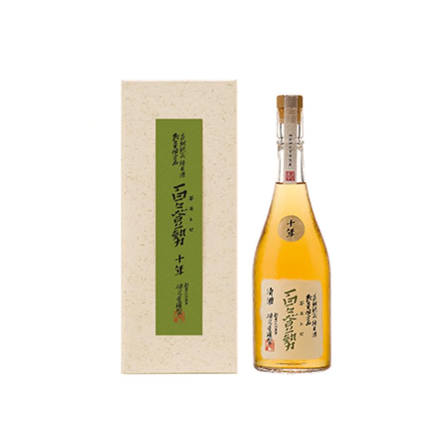 福光屋 長期熟成純米酒 百々登勢(ももとせ)十年720ml(化粧箱入)