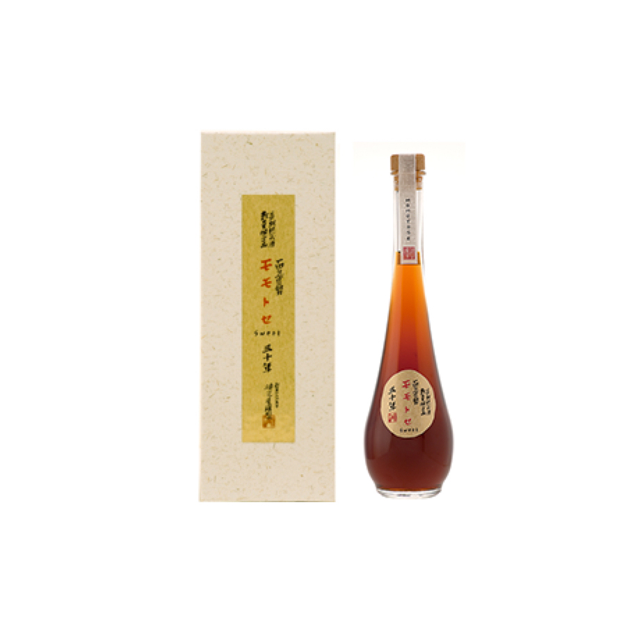 福光屋 長期熟成純米酒 モモトセsweet三十年350ml(化粧箱入)(百々登勢/ももとせ)