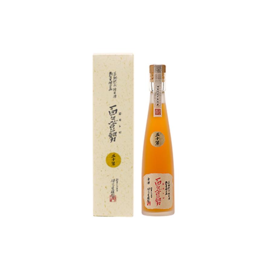 福光屋 長期熟成純米酒 百々登勢(ももとせ)三十年300ml(化粧箱入)