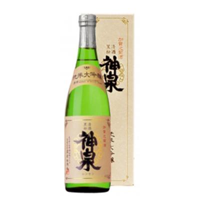 東酒造 神泉 純米大吟醸1800ml
