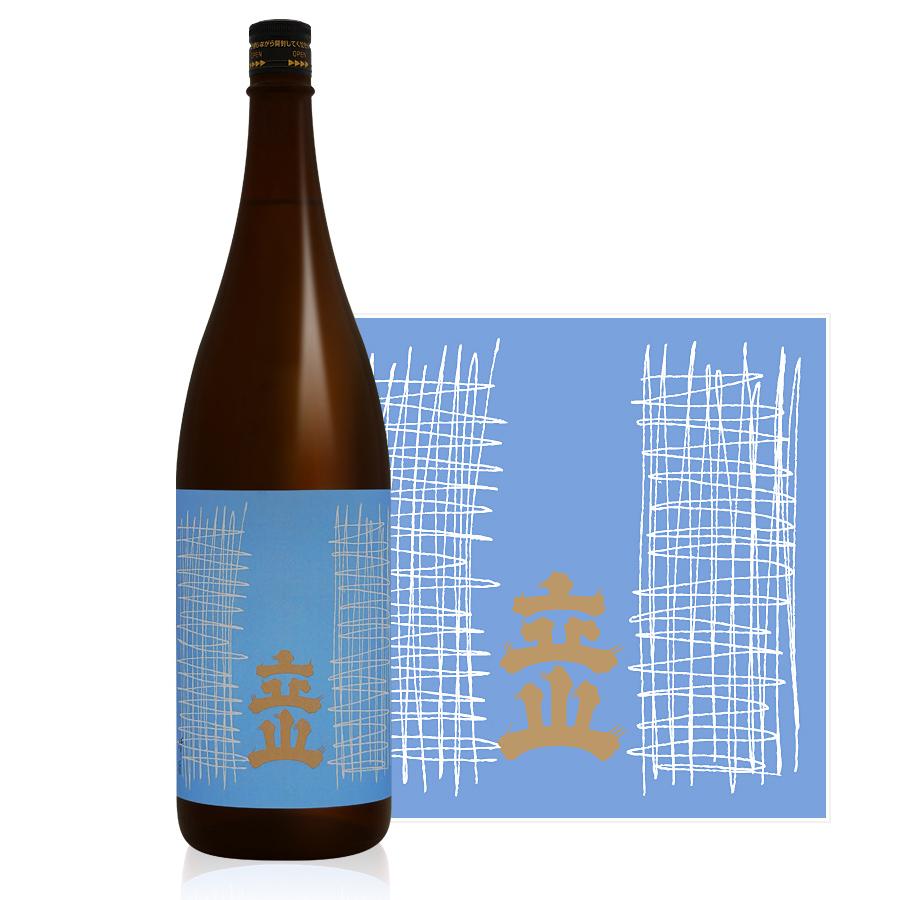 立山 本醸造1800ml【6本】