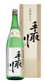手取川 大吟醸 名流1800ml(化粧箱入)