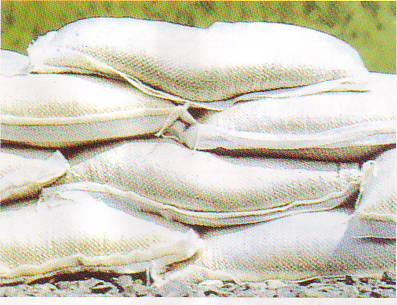 国産土のう袋(土塁用)
