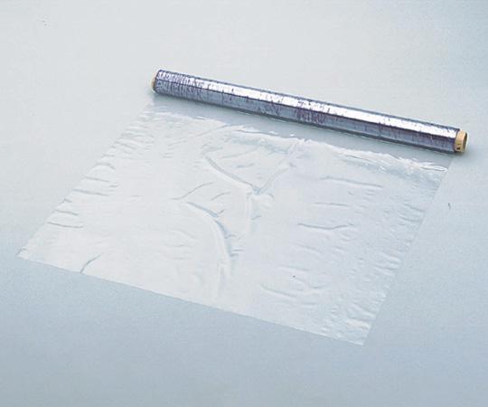 塩ビ透明フィルム(0.1mm厚×137cm幅)(粉付)