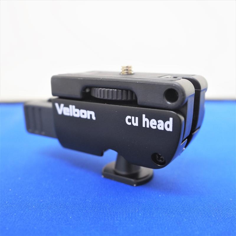 5%OFF アウトレット品 安心と信頼 ベルボン カメラ用雲台 キュー ヘッド