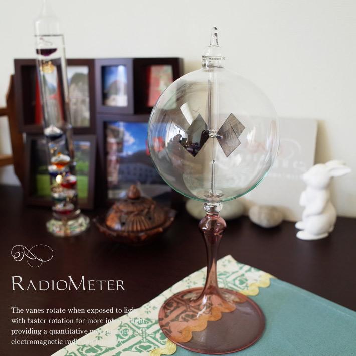 ヴィンテージ ラジオメーター(ウィンドミル)全5色