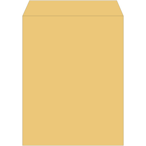 クラフト 封筒 サイズ 角3号封筒 B5版の用紙が入ります 角3封筒 封筒角3 封筒 角3 クラフト封筒 茶封筒 茶 角3 超厚め 100g B5封筒 B5判 100枚パック