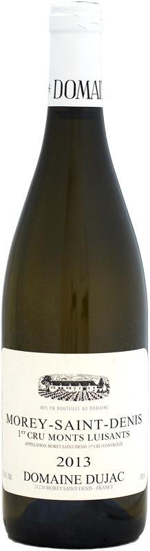 ドメーヌ・デュジャック モレ・サン・ドニ 1er モン・リュイザン ブラン [2013]750ml (白ワイン)