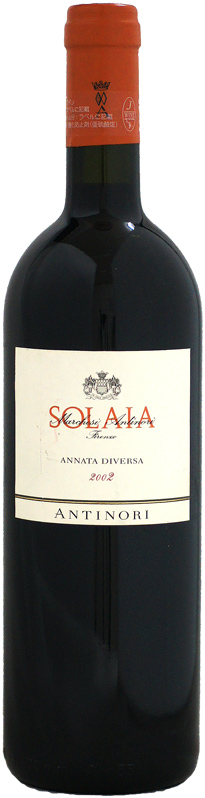 アンティノリ ソライア [2002]750ml