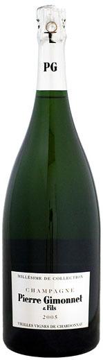 【マグナム瓶】ピエール・ジモネ ブリュット・ミレジム・ド・コレクション・スペシャル・クラブ [2005]1500ml