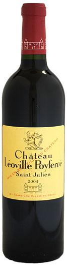 シャトー・レオヴィル・ポワフェレ [2004]750ml